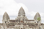 The breathtaking Angkor Wat temple complex is one of the world's greatest architectural wonders.