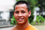 The majority, if not all, of Buddhist Lao males become monks at some stage in their lives.