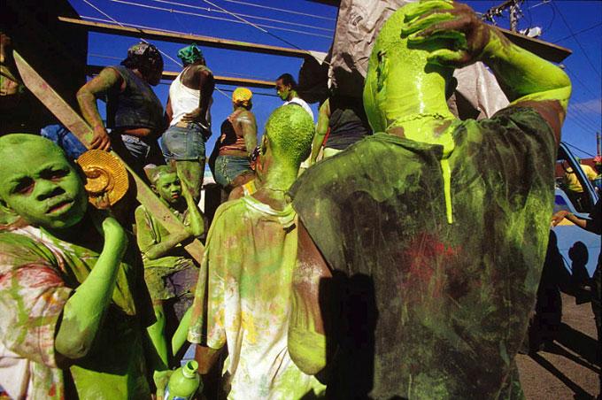 Jab- Jab, Carnival Mas, 2006