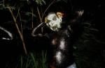 Masked Man in Motor Oil, Jab-Jab, Carnival Mas, 2006
