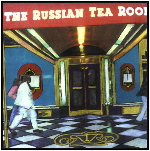 RUSSIAN TEA ROOM ,NEW YORK CITY,1988