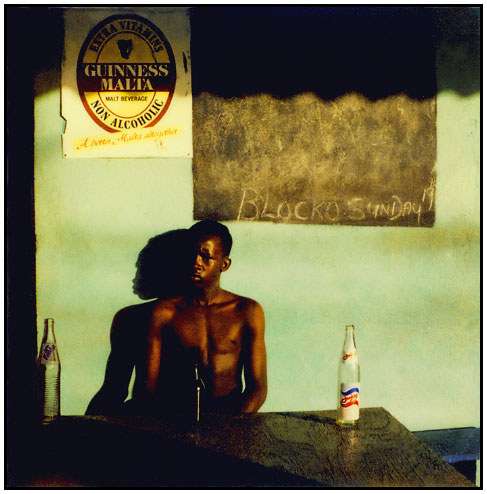 Buddies Bar, Grenada ,West Indies,1996