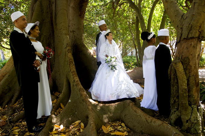 Cape Malay Wedding, Cape Town, 2006