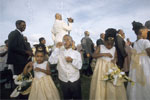 Wedding of Grenadian Ex-Patriots, Grenadian Hotel, 2001