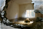 PRAYING IN AN AL QAEDA SAFE HOUSE