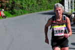 Competing in the Three Shires Fell Race in Cumbria in September 2015. Nicky is a British long distance runner, specialising in fell running. She holds the women's records for each of the three major fell running challenges in the United Kingdom – the Bob Graham Round, the Ramsay Round and the Paddy Buckley Round, as well as being the only person to have run each of them in under twenty hours.
