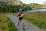 Competing in the Three Shires Fell Race in Cumbria in 2015. Nicky is a British long distance runner, specialising in fell running. She holds the women's records for each of the three major fell running challenges in the United Kingdom – the Bob Graham Round, the Ramsay Round and the Paddy Buckley Round, as well as being the only person to have run each of them in under twenty hours.