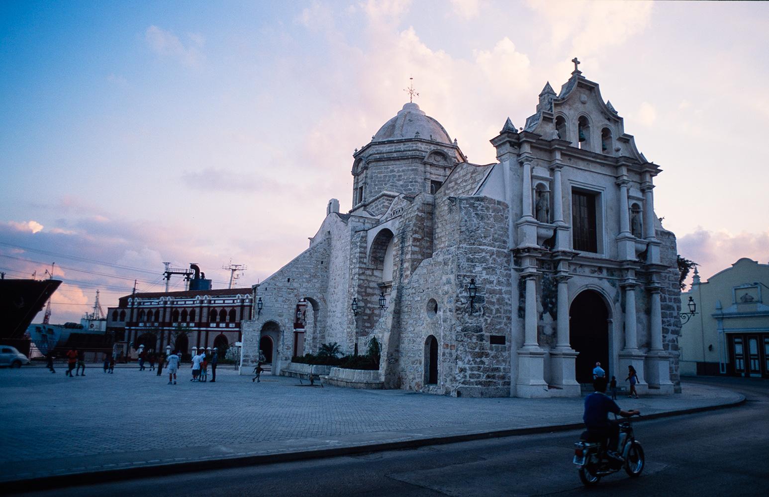 Iglesia de Paula, La Habana, Cuba