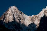 From Goro on the Baltoro glacier
