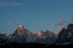 From Goro on the Baltoro glacierNikon D300, 180mm