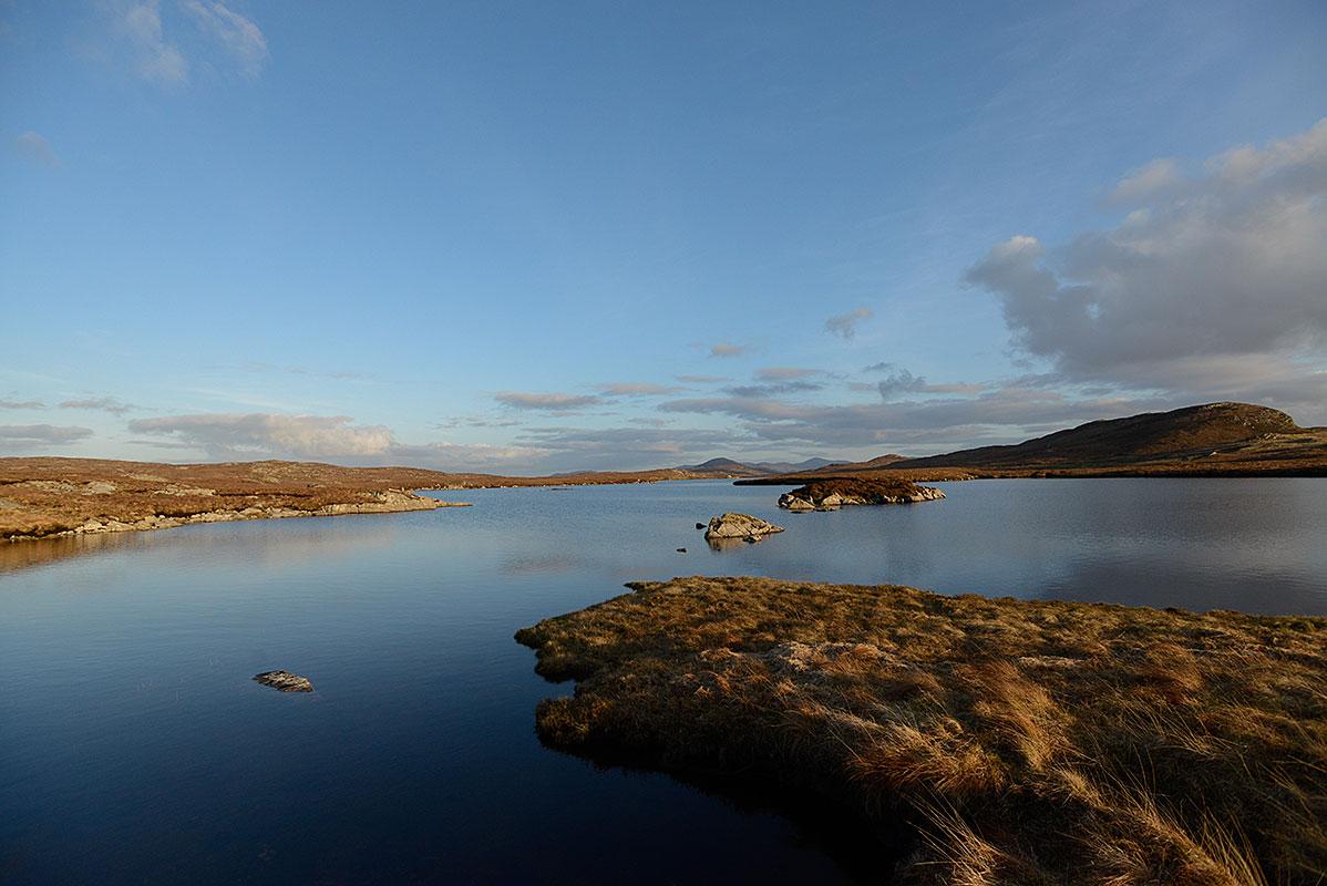 Loch Faoghail an TuimNikon D600, 17-35mm