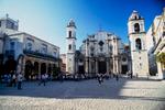Plaza de la Catedral, La Habana, Cuba