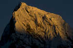 Summit telephoto at sunset, from GokyoNikon D300, 180mm
