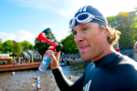 Keswick Mountain Festival 2009James Cracknell, OBE, athlete, rowing champion and double Olympic Gold Medallist, starts and participates in the triathlon.