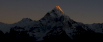 At sunset, from DzonglaNikon D300, 50mm
