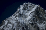 The north face, by moonlight from DzonglaNikon D300, 50mm