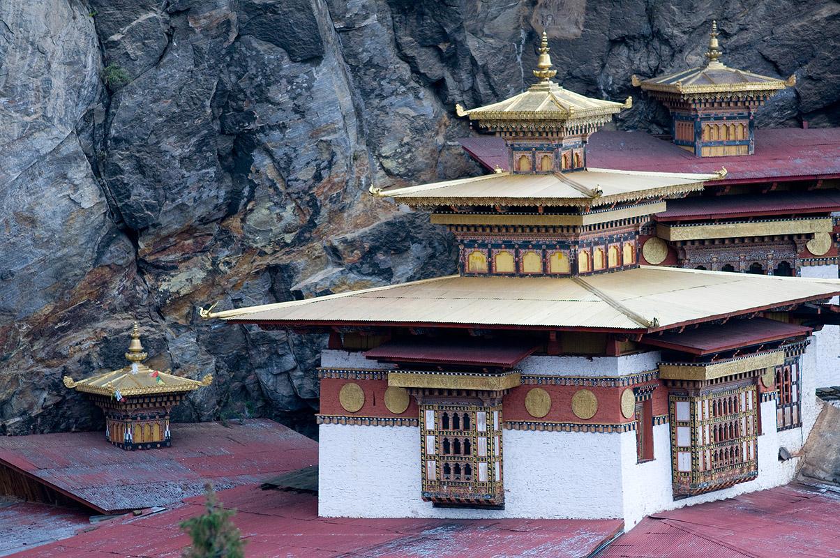 Paro Valley, BhutanNikon FM2, 105mm, Fuji Velvia