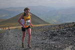 Keswick, Cumbria, September 2009The Womens' Uphill Mountain Race on Skiddaw