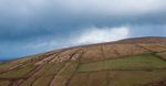 Ancient field-boundaries above SmerwickDingle Peninsula, County Kerry,Republic of IrelandNikon D300, 17-35mm