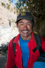 Sunaram Tamang of Himalaya Expeditions, Kathmandu. At Monjo village in the Khumbu. November 2008