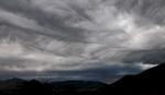 Asperatus Cloud over Keswick, Cumbria
