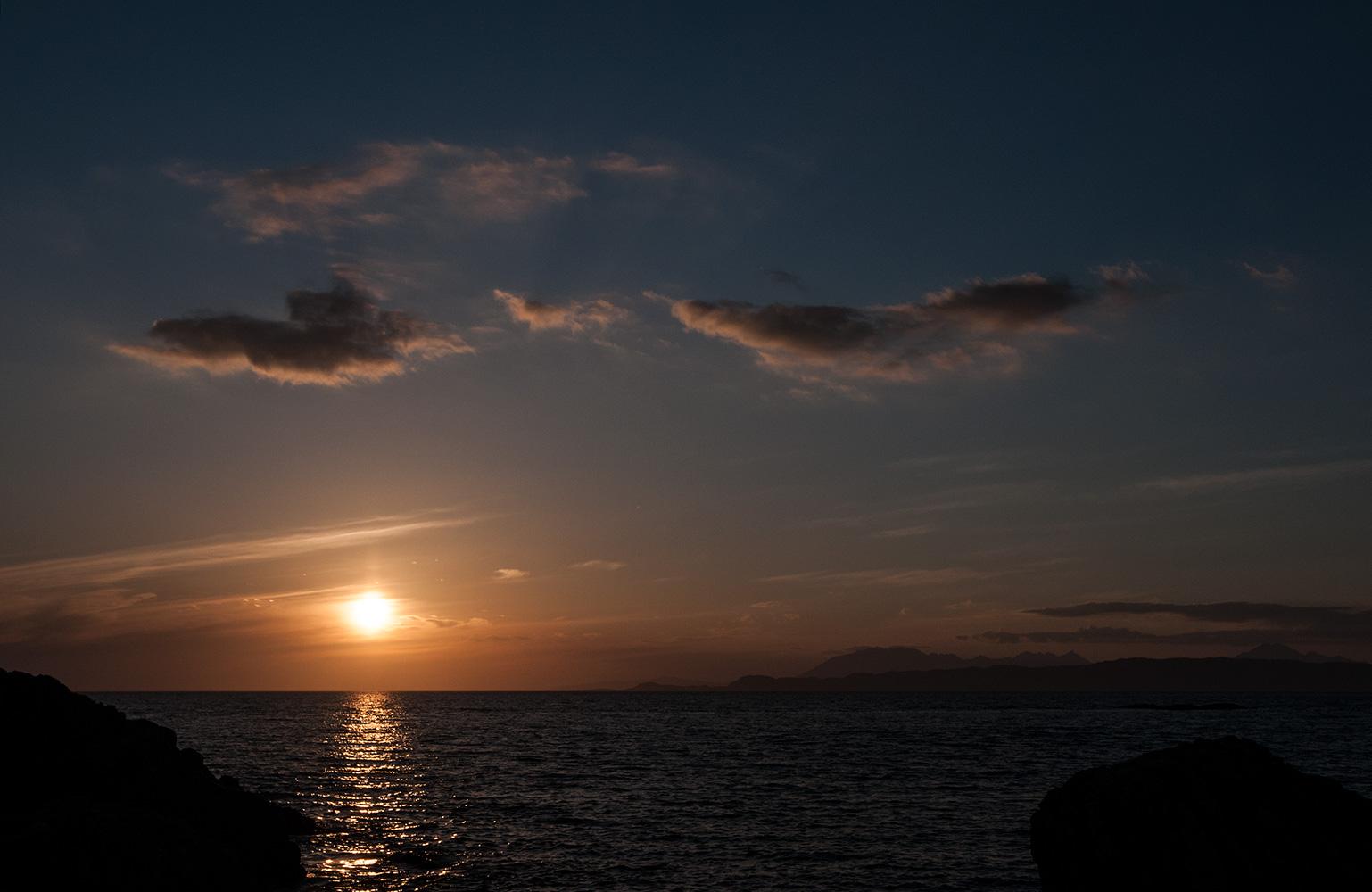Hebredean Sunset