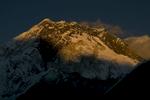 At sunset, from LobucheNikon D300, 50mm