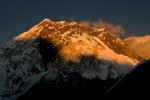At sunset from LobucheNikon D300, 17-35mm