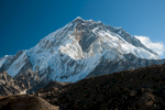 From Lobuche camp on the Khumbu glacier. Early morning light - November 2008Nikon D300, 17-35mm