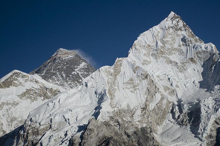 From Kala Pattar (5550m)Nikon D300, 50mm