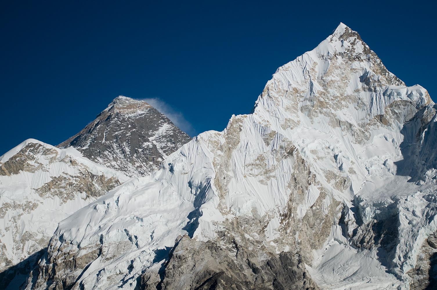 From Kala Pattar (5550m)Nikon D300, 35mm
