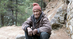 A Sherpa elder at this village below Namche Bazaar in the valley of the Dudh KosiNikon D300, 17-35mm
