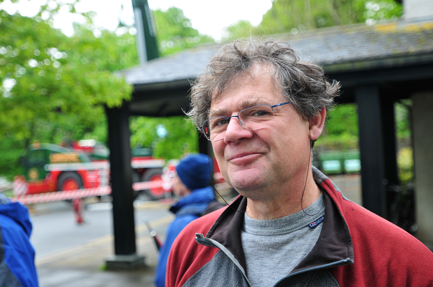 Mountain writer, photographer, and climber who has undertaken many expeditions around the world. At the Keswick Mountain Festival in 2009