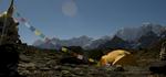 At Angladumba Tsho lake (circa 5100m)Nikon D300, 17-35mm