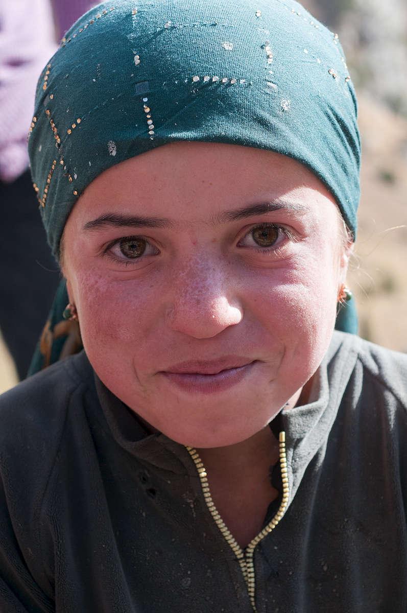 Nomad Girl at Akhmat