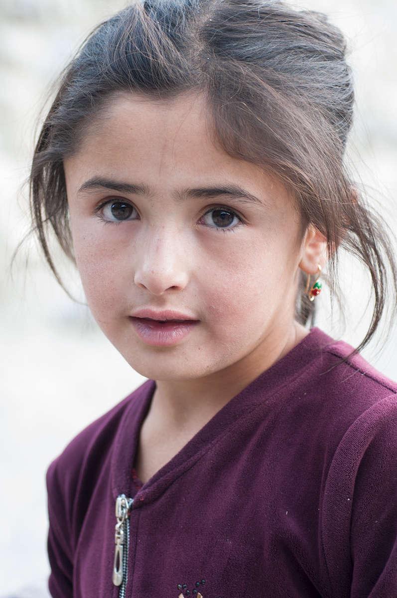 Guitan Village girl