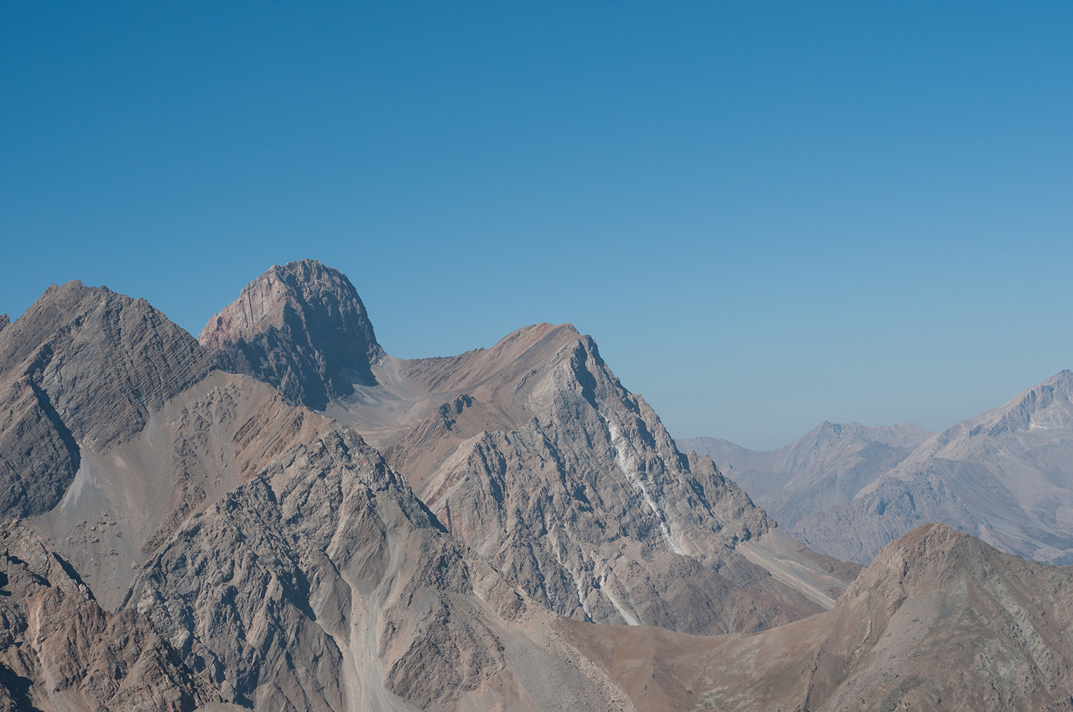 Telephoto from the Alaudin Pass