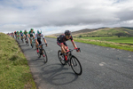 The descent from Caldbeck Commons into Uldale in Cumbria on Stage 2