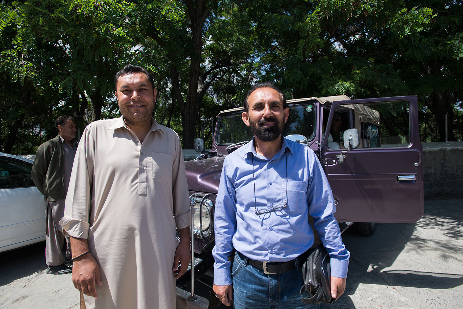 Baltistan Tours!We go back a long way together. I have known Zafar since he was a very young boy. Masha'Allah!