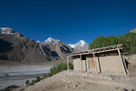 Traditionally where expeditions and treks to Concordia / K2 etc take a rest acclimatisation day. We spent two nights here.