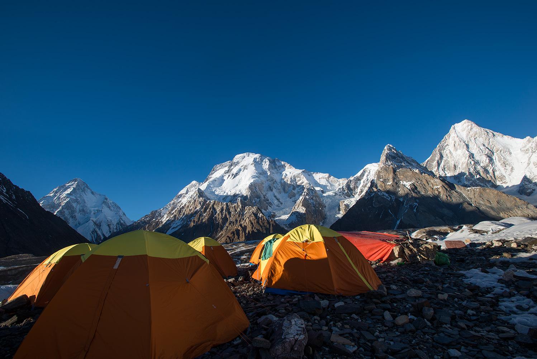 Camp at Concordia