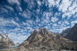 Under a great sky!From Hobutse camp on the Baltoro glacier