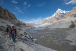 Baltistan Tours crew near Hobutse camp