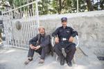 Chowkidar and security guard
