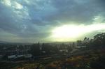 City skylineNikon F5, 17-35mm, Fuji Velvia 100