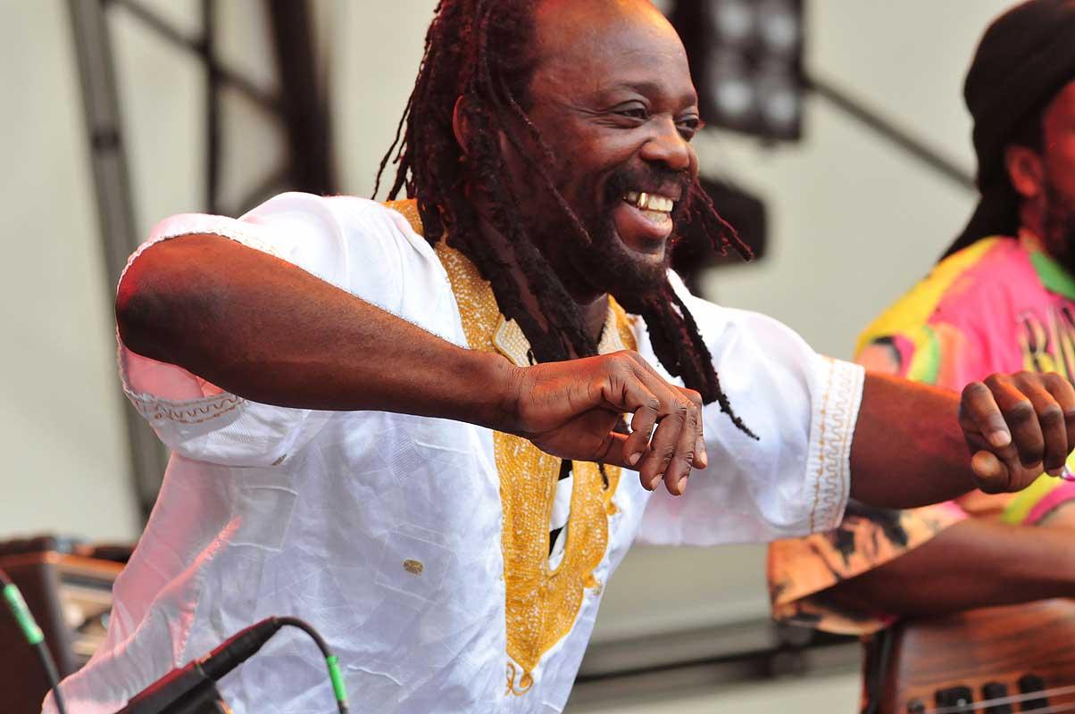 Bonjo Iyabinghi Noah