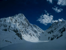 Mark Miller, Anwar Ali & I spent a month exploring some of the less visited corners of the glaciated valleys above Hushe in 1989, and we named this peak Gnasherbrum...