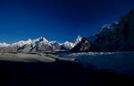 K2 from the upper Baltoro above Concordia