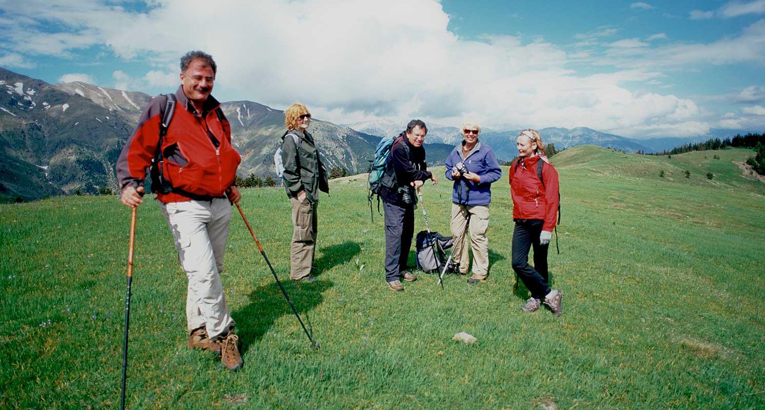 On the Saribullat ridge