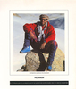 Steve Wraith on the Biafo glacier, Karakoram range, PakistanBerghaus clothing brochure, 1994Bronica ETRS, 75mm, Fuji Velvia
